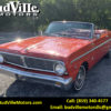 Best Used 1965 Ford Falcon Futura 289 Classic Car for Sale in Paris Bourbon County KY 40361 Budville Motors Central Kentucky Classic Cars Trucks