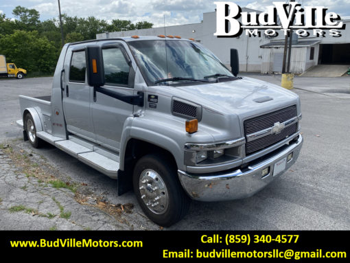 2008, Chevrolet Kodiak C4500, For Sale, Duramax Turbo Diesel, Budville Motors, Paris KY 40361